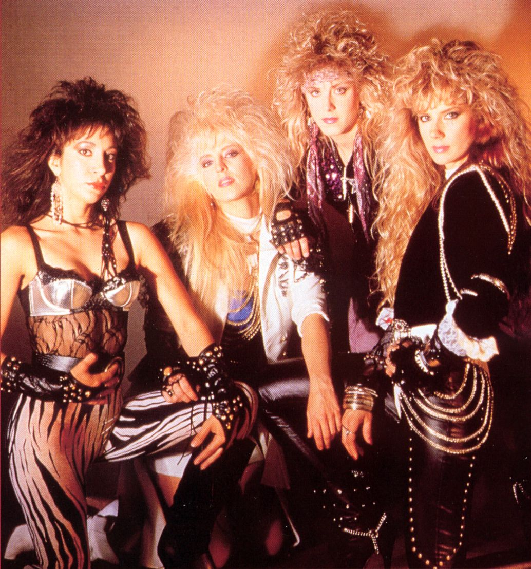 80s Female Rock Bands